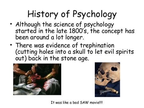 Introduction To Psychology intro to psychology