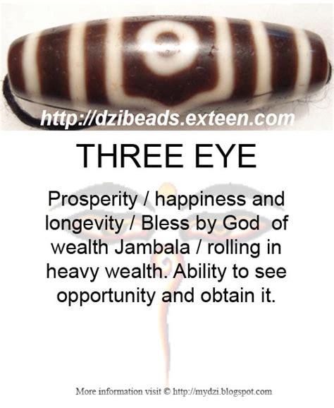 2 eyed dzi bead meaning dharma gallery three eye dzi meaning card