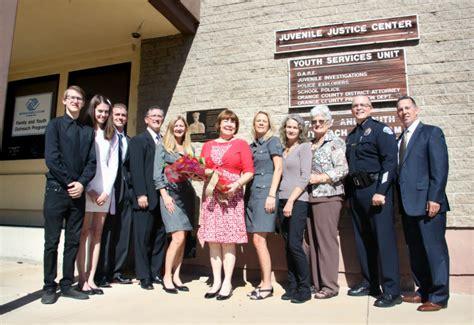 Garden Grove Juvenile Center Building Renamed For Former Sergeant City Of