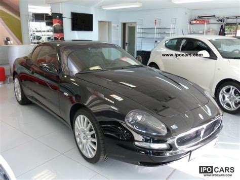2003 maserati coupe gt 2003 maserati coupe gt car photo and specs