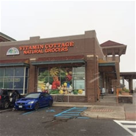 Vitamin Cottage Colorado Springs by Grocers By Vitamin Cottage Grocery 100 W