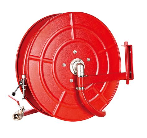 Swinging Hose Reel With Swivel Arm Fixed Selang Pemadam swinging hose reel hose reel with swivel arm