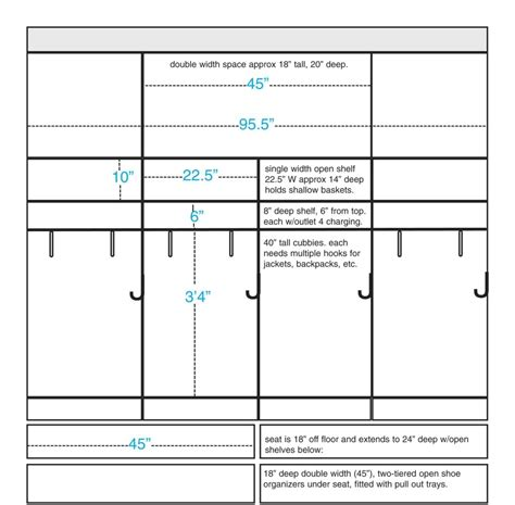 locker room bench dimensions mudroom 2 jpg photo this photo was uploaded by