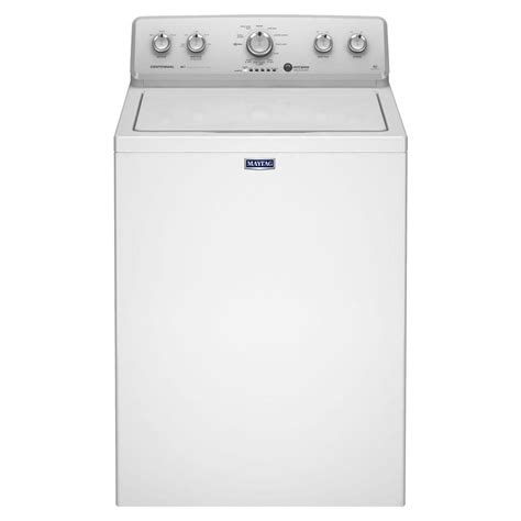 maytag 3 6 cu ft high efficiency top load washer in