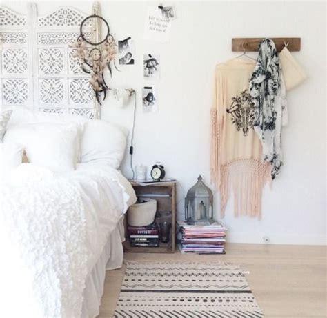 bohemian bedroom boho chic home decor design - Beachy Schlafzimmerdekor