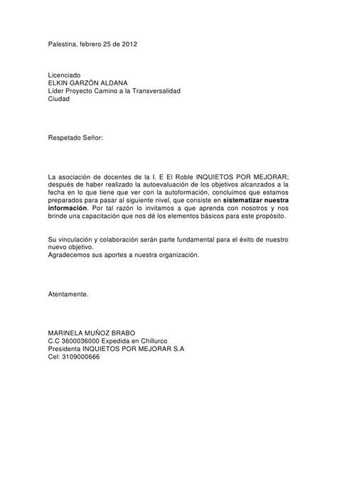 ejemplo de carta de renuncia breve ejemplos de carta ejemplo carta