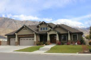 craftsman style home exteriors exteriors craftsman exterior salt lake city by joe