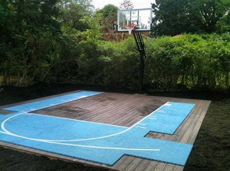 small backyard basketball court indi scaping design arizona backyard landscaping pictures