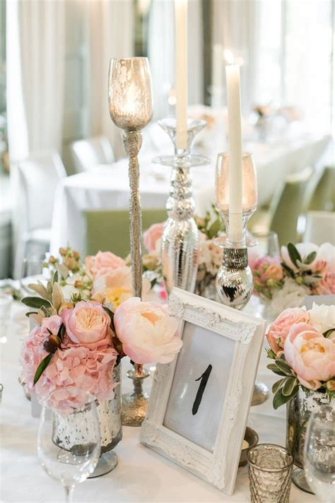 small table centerpiece ideas best 20 peonies wedding centerpieces ideas on