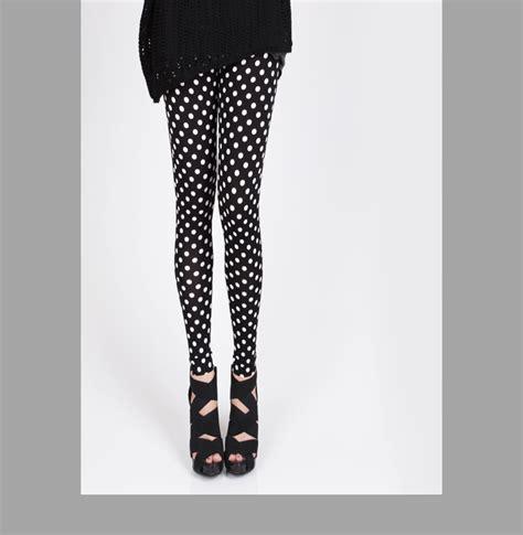 Celana Legging Saya celana legging polkadot t1411 moro fashion