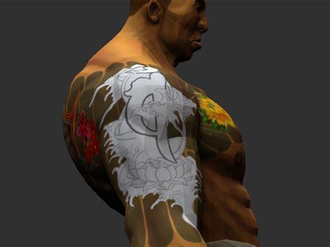 yakuza tattoo photoshop brushes yakuza ccws page 2