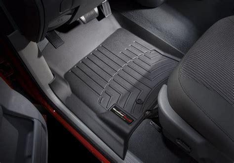 2005 Nissan Titan Floor Mats by Weathertech Nissan Titan Digitalfit Slush Style Floor Mats