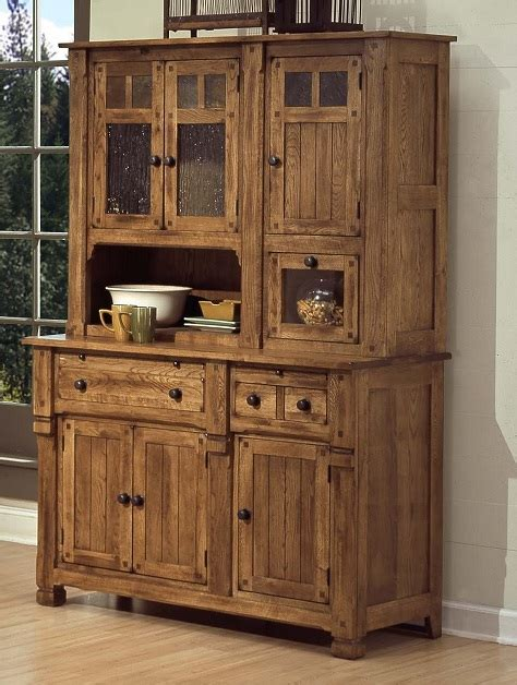 dining room buffets and hutches pantry versatile sd 2416ro 51 quot sedona rustic oak hutch and buffet oak