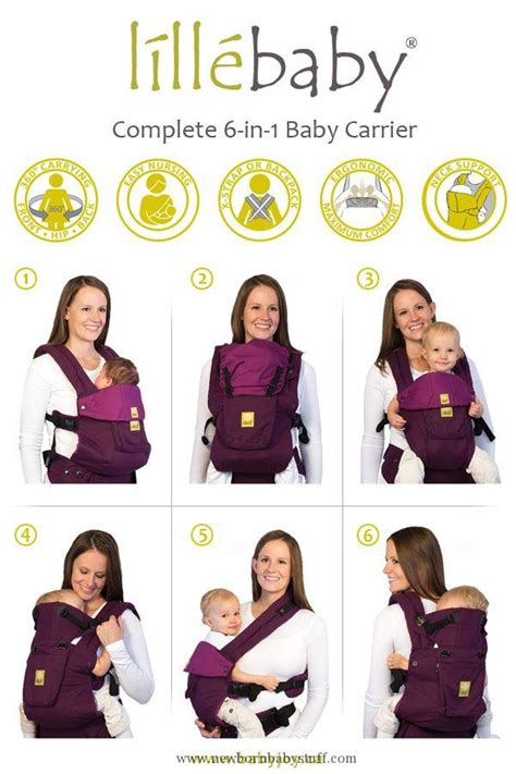 Baby Scots Baby Carrier 6 In 1 1 baby accessories lillebaby complete 6 in 1 baby carrier