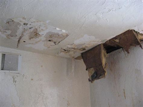 Ceiling Leaks When It Rains by Roof Leak Disaster In Tempe Arizona House Photos