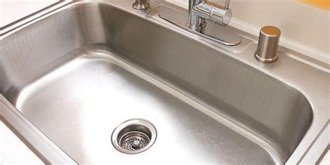 stainless steel kitchen sink cleaner make it shine how to clean your stainless steel sink