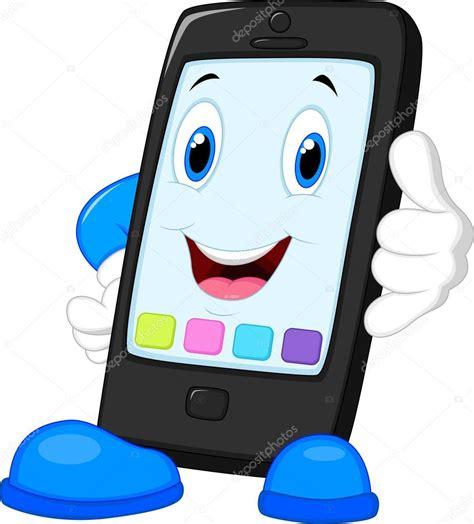 imagenes sobre telefonos inteligentes dibujos animados de tel 233 fono inteligente archivo