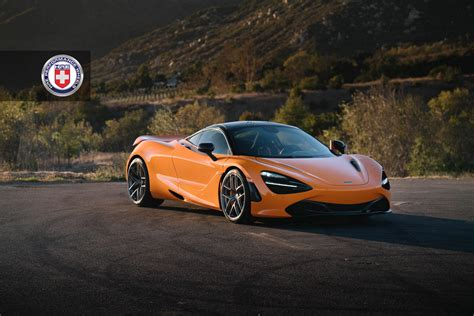 custom mclaren 720s mclaren 720s wears 20 inch custom wheels thanks to hre