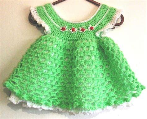 386 Best Crochet Little Dresses Images On Pinterest Baby Laundry Hers