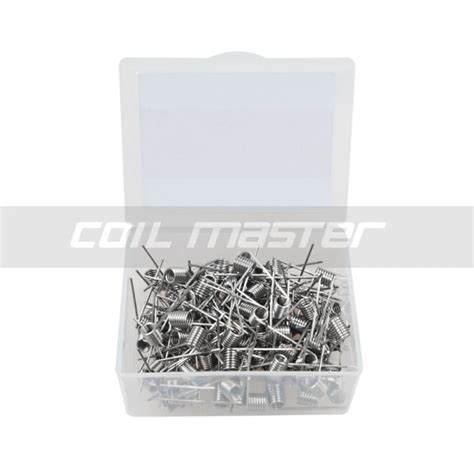 coil master pre built a1 coil coil master