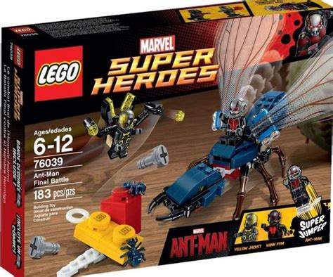Lego Antman ant lego set might revealed a spoiler