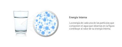 energia interna termodinamica fisica de cuarto