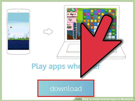 android themes version 2 3 6 2 easy ways to install android apps on bluestacks wikihow