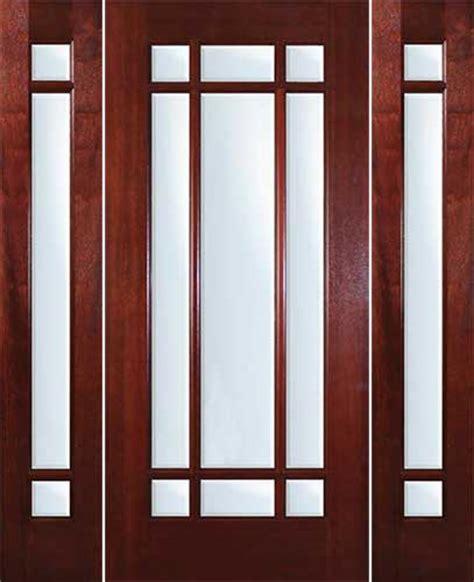 Prairie Style Exterior Doors Craftsman Style Front Doors Entry Doors Exterior Doors Homestead Doors