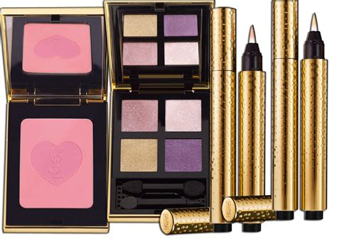 Make Up Yves Laurent Yves Laurent Parisian Nights Makeup Collection For