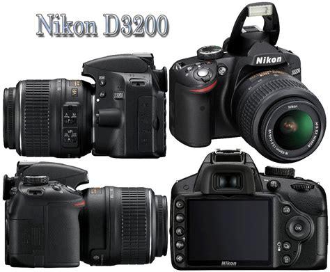 Kamera Nikon Seri D3200 kamera nikon d3200 kamera dslr 24 mp harga terjangkau