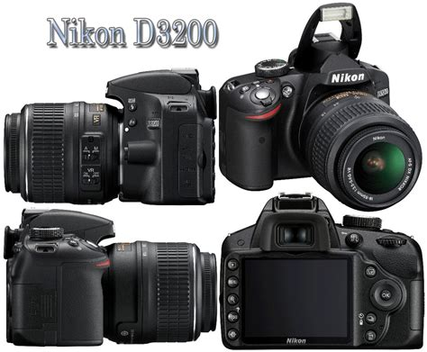 Kamera Nikon D3200 Di Jogja kamera nikon d3200 kamera dslr 24 mp harga terjangkau