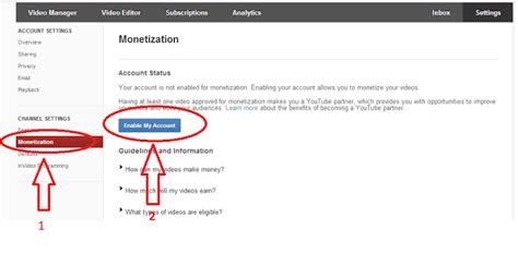 cara daftar google adsense indo melalui akun youtube cara daftar google adsense melalui youtube digital areas