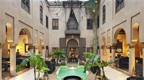Moroccan Riad Floor Plan by The Moroccan Riad Fes Marrakesh Ouarzazate Private