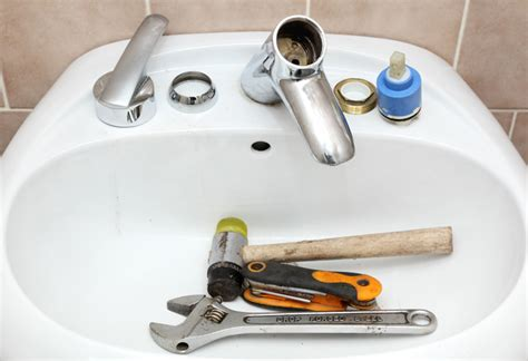 replace bathroom faucet cartridge how to repair cartridge sink faucets at the home depot