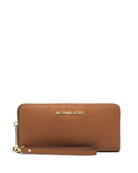 Michael Kors Jetset Travel Continental Luggage michael michael kors jet set travel continental wallet