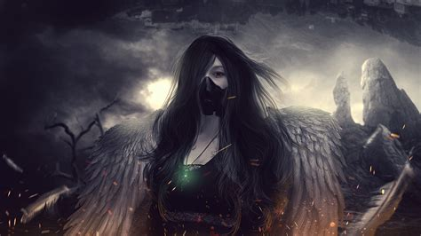 dark queen wallpaper mohammadkhan queen of pain dark photo manipulation
