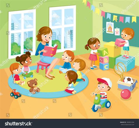 Children Playroom by Online Image Amp Photo Editor Shutterstock Editor