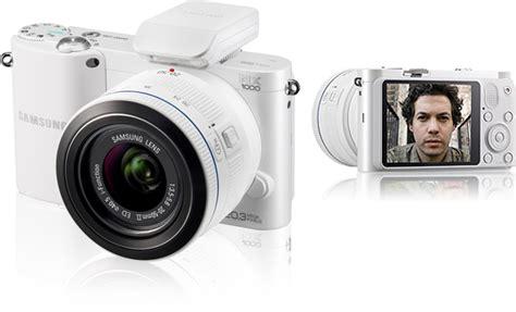 Kamera Samsung Nx1000 White compact system samsung nx1000 currys