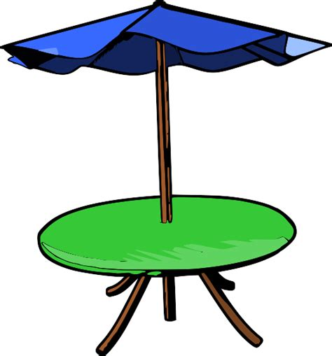 clip on table umbrella patio 20clipart clipart panda free clipart images