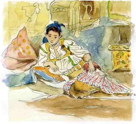 Sketches D Algerie by L Aquarelle Comme T 233 Moignage Arts Et Lettres