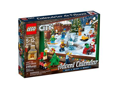 Lego Shop Calendrier Lego 174 City Advent Calendar 60155 City Lego Shop