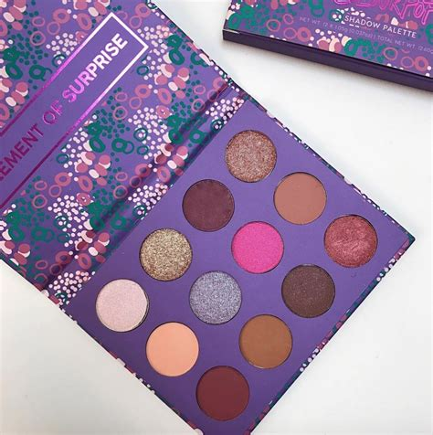 Colourpop Element Of Surprice Eyeshadow colourpop is dropping a new eyeshadow palette and the shades will you hellogiggles