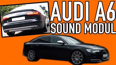 Audi Soundmodul by Audi A6 4g V8 Soundmodul Tuning Active Sound Gateway Audi