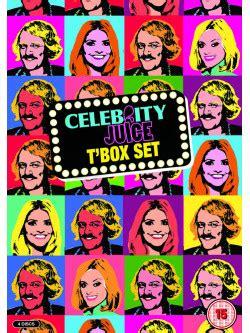 celebrity juice season 1 comedy dvd it