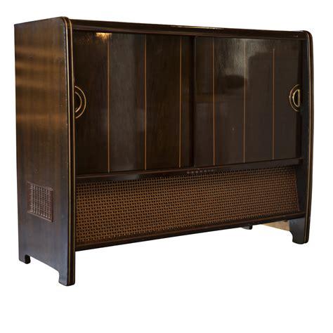 retro hi fi cabinet pin console hi fi record on pinterest