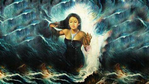 Roro Penjaga Laut Penguasa Laut Mati gambar nyi roro kidul viotabi images