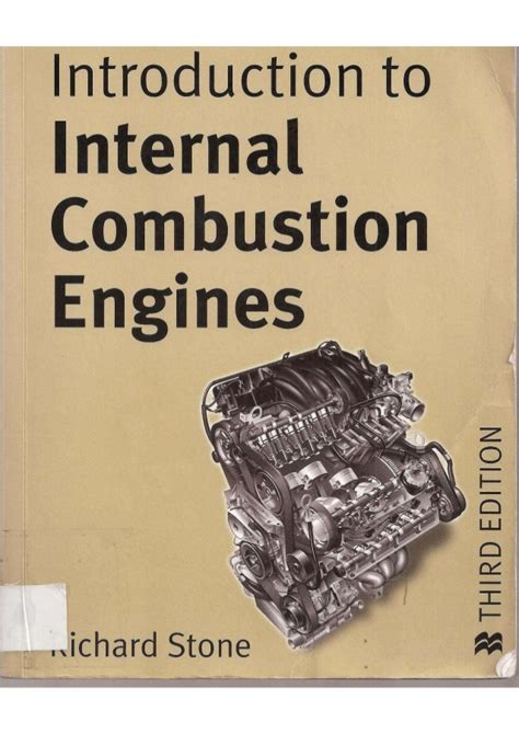 combustion engines theory and design a text book on gas and engines for engineers and students in engineering classic reprint books ntroduction to combustion engines 3rd edition
