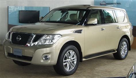 Nissan Patrol Super Safari 2014