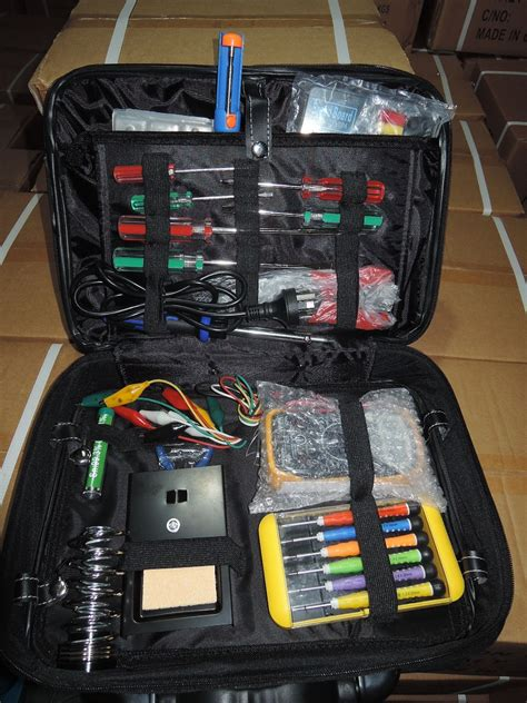 gadgetcity  pro electronics tech kit solder iron digit