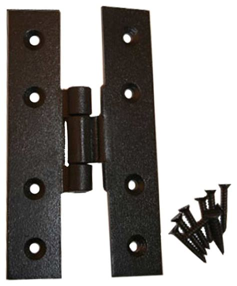 offset hinges for cabinet doors cabinet hinges black wrought iron h door hinge 4 quot h x 3 8